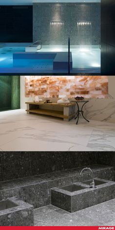 Today the possibilities for a unique SPA&Sauna design are endless.  Take a look at Mirage breathtaking #design #ideas for any specific business project!  #miragetile #SPAdesign #luxurySPA #commercialprojects #spalife  #tiledesign #outdoorsetting #spaprojects #inspiration #hospitality #designideas #interiordesign #designtiles #ceramicsofitaly #architecture
