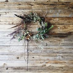Sticks and stone wreath for Esme | Studio Choo | Flickr