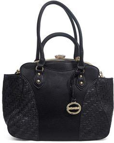 Black Two-in-One Mila Tote Vegan Handbags, Balenciaga City Bag, Gorgeous Women, Women's Bags, Satchel, Shoulder Bag, Wallet, Black, Fashion