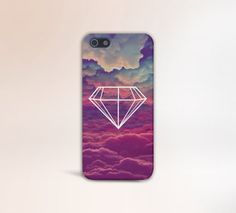 Diamond in the Sky Case for iPhone 5/5s, iPhone 5C, iPhone 4/4s, and Samsung Galaxy