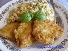 Smakowy Raj - blog kulinarny: Kurczak Szu - Szu Ham And Cheese, Macaroni And Cheese, French Toast, Meat, Chicken, Breakfast, Ethnic Recipes, Impreza, Food