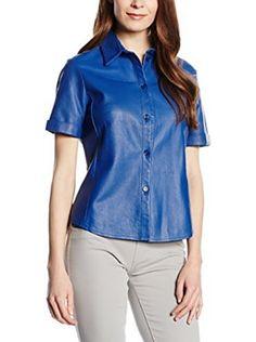Trussardi Jeans Bluse klassisch