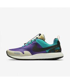 best sneakers fe549 6654e Nike Air Pegasus AT Pinnacle Fierce Purple Clear Jade Birch Shadow Brown