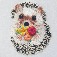 hand embroidery stitches how to #Handembroiderystitches