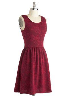 Roses are Rad Dress, #ModCloth