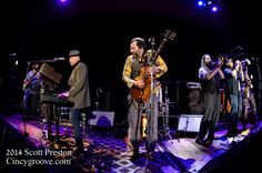 Photos – The Almighty Get Down, 11/26/14, 20th Century Theater, Cincinnati, OH