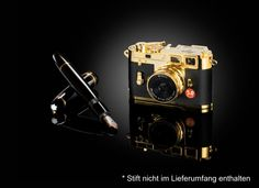 MINOX DCC Leica M3 Gold Edition Photo