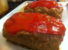 Julia's Meat Loaf Recipe | All in Good Food Recipes