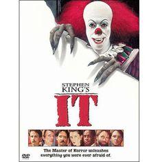 "Stephen King ""It"" - Horror Film Movie Poster Wall Art Print Affiliate Horror Movie Posters, Best Horror Movies, Great Movies, Classic Scary Movies, Classic Halloween Movies, Scary Movies To Watch, Horror Dvd, Creepy Movies, Stephen King Movies"