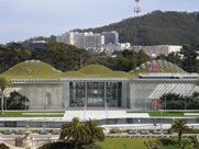 Cal Academy Museum of Science in SF, with a natural history museum, planetarium, aquarium, rainforest dome, and living roof!  Probably for next year.