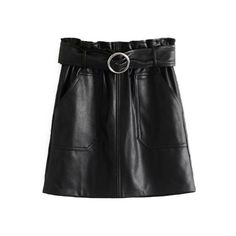 Vintage Sexy Faux Leather Mini Skirt – Nads Shoes Leather Mini Skirts, Leather Skirt, Vintage Skirt, Boots, Sexy, Casual, Beautiful, Women, Style