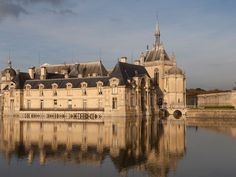 Chantilly, France, just an hour's drive from Paris or 30 minutes by train—often overlooked by visitors and even Parisians!
