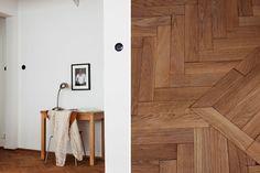 Flooring, Mirror, Herringbone, Wood, Inspiration, Spaces, Furniture, Live, Country