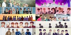 Image result for bts and got7