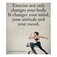 Your body will reward you!