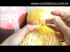 Crochê - Tapete Fast - YouTube