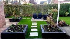 Afbeeldingsresultaat voor onderhoudsvriendelijke tuin