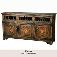 Fierro 3 Door Side Board