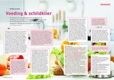 Voeding & Schildklier: er bestaat veel onduidelijkheid over de effecten van voeding op het functioneren van de #schildklier of bij aandoeningen... (via schildklier.nl)