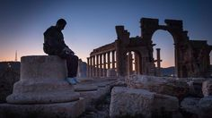 Syrian War Takes Heavy Toll at a Crossroad of Cultures.  Illegal digging, long a problem at the many sprawling archaeological sites in Syria, has accelerated during three years of conflict. Grave robbers, some crude, others professional, have stolen numerous objects from Palmyra's tombs, museum officials say, sometimes sawing funeral friezes in two to make them easier to carry. http://www.nytimes.com/2014/04/17/world/middleeast/syrian-war-takes-heavy-toll-at-a-crossroad-of-cultures.html?_r=0
