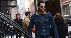 New York City Street Style: December 16, 2013 - Four Pins