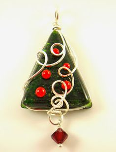 360 Fusion Glass Blog: Merry Christmas! New Fused Glass Ornaments