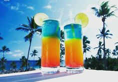 Majestic Elegance resort in Punta Cana. The drinks are called Tucan. June 2015