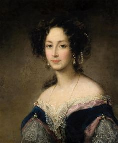 Princess Zinaida Yusupova (1809-1893), née Naryshkin, by Christina Robertson (State Hermitage Museum - St. Petersburg, Russia) UPGRADE From nevsepic.com.ua:art-i-risovanaya-grafika:25688-christina-robertson-1796-1854-50-rabot.html