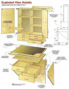 Modular Workstation Plans - Workshop Solutions