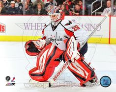 Washington Capitals - Tomas Vokoun Photo