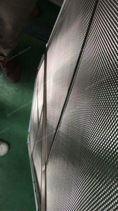 Metal Mesh Screen, Stainless Steel Material, Big Project, Modern Decor, Interior Decorating, Decor, Interior Design, Home Decor