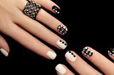 Diseños para uñas cortas - fáciles y originales