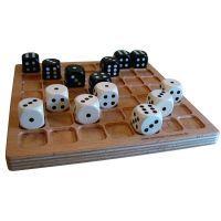 CUBLINO - Würfel - und doch kein Glücksspiel - Spiele und Strategie - intellego|holzspiele - kaufen bei connexxion24.com