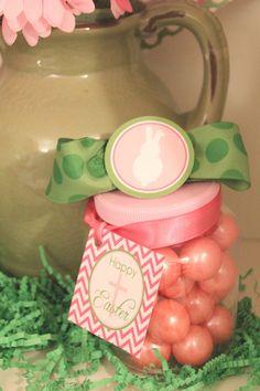 Pink & Green Easter Part << Bella Paris Designs