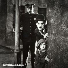 El chico.Película de Chaplin