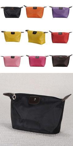 44d04e4b4d41 Waterproof nylon cosmetic makeup bag handbag purse pouch zipper cosmetic  bags nordstrom rack  cosmetic  bags  harrods  cosmetic  bags  mimco   cosmetic  bags ...