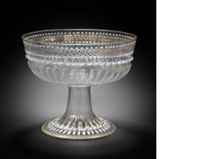 A fine Venetian enamelled and gilt footed bowl, circa 1500 Sold for £34,850 (CHF 50,679) inc. premium