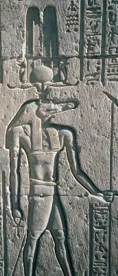 Egypt.Sobek.01 - Art of ancient Egypt - Wikipedia, the free encyclopedia