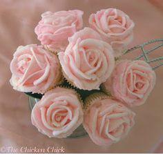 The Chicken Chick®: Cupcake Bouquet Tutorial