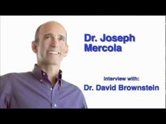 Dr. David Brownstein on Iodine Part 1/3 - VERY good info especially anyone with thyroid issues