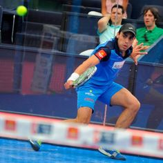 Juani Mieres y Miguel Lamperti se han clasificado para semis de Las Rozas Open tras ganar a Gaby Reca y Juan Lebrón por 4/6 6/3 y 6/2.