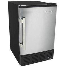EdgeStar 12 Lbs. Built-In Ice Maker - Stainless Steel Door - $279.99 (save 36%) #sears #livingdirectcom #icemakers #freezers