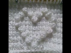 This is the place where you earn how to KNIT and totally fall in love with it. I'm Gulay and welcome to Knitting and Crochet. Tunisian Crochet Stitches, Knitting Stitches, Knitting Patterns Free, Free Knitting, Baby Knitting, Knit Crochet, Different Stitches, Baby Slippers, Crochet Videos