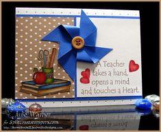 Teacher Pinwheel FS320