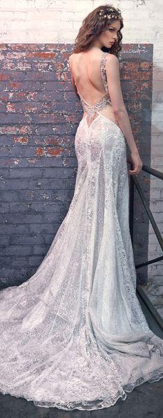 """Wedding Dress by Galia Lahav """"Les Reves Bohemians"""" #coupon code nicesup123 gets 25% off at  Provestra.com Skinception.com"""