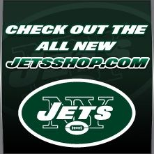 Not a single product but I LOVE me some NY Jets - Drama and All