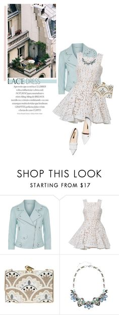 """""""The heart get no sleep"""" by cafejulia ❤ liked on Polyvore featuring Rebecca Minkoff, Alex Perry, KOTUR and Rupert Sanderson"""