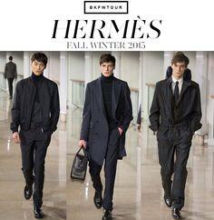 Hi, Buddies, A Hermès apresentou uma de suas melhores coleções até hoje – na minha opinião. Muito mais urbana do que tem sido nos últimos tempos, a marca conseguiu