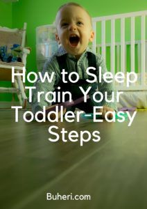 Toddler sleep training is important in your little one's life.At first, it might be hard to hack.However, with these tips you will enjoy the journey #Sleeptraining #Toddlersleeptraining