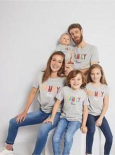 T-shirt 'eco-friendly' stampa 'funny baby' - Kiabi